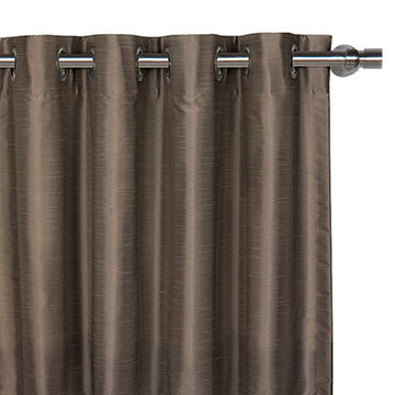 EDRIS TAUPE CURTAIN PANEL