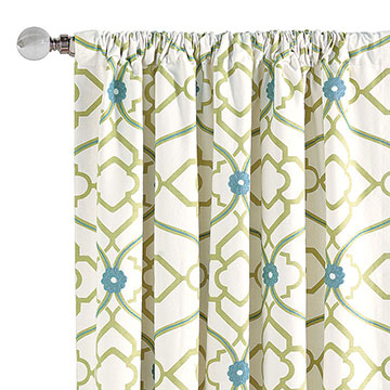 BRADSHAW CURTAIN PANEL