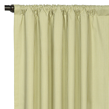 AVOX LIME CURTAIN PANEL