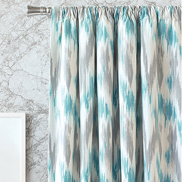 ELOISE ICE CURTAIN PANEL