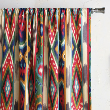 AKELA CURTAIN PANEL