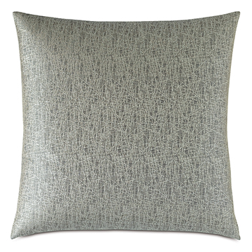 ECHO METALLIC EURO SHAM