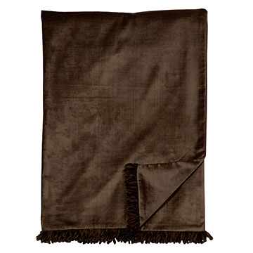 LUCERNE MOCHA THROW