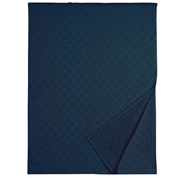 BRISEYDA INDIGO THROW